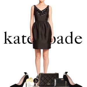 Kate Spade ♠️ embellished cupcake dress nwt